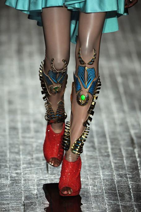 Eery Elegance: New Age Prosthetics