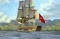 OsmanlıYa Ait Savaş Gemileri