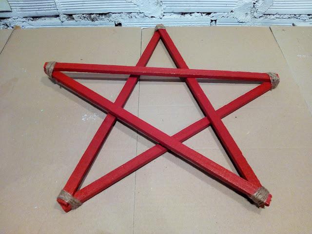 Estrella de luz