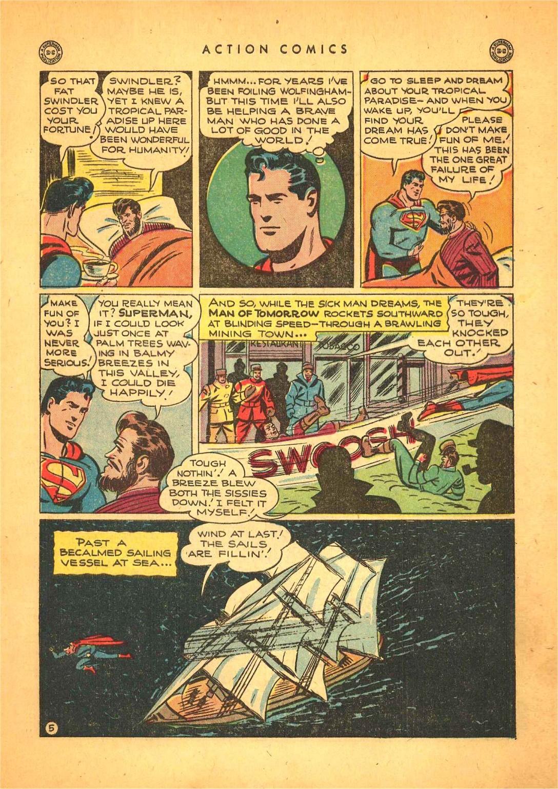 Action Comics (1938) 116 Page 5
