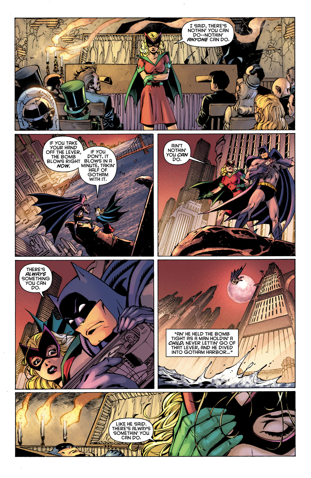 Detective Comics (1937) 853 Page 3