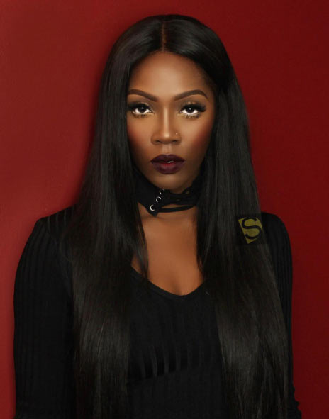 Tiwa Savage looks alluring in new photos