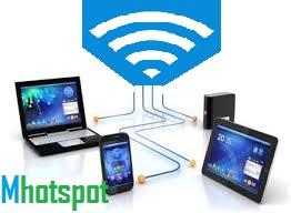 افضل طريقة لمشاركة أنترتيت شبكة الوايفاي البعيدة مع هاتفك أو مع أفراد عائلتك في المنزل باستخدام برنامج mhotspot