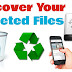 Recover your deleted files ..?