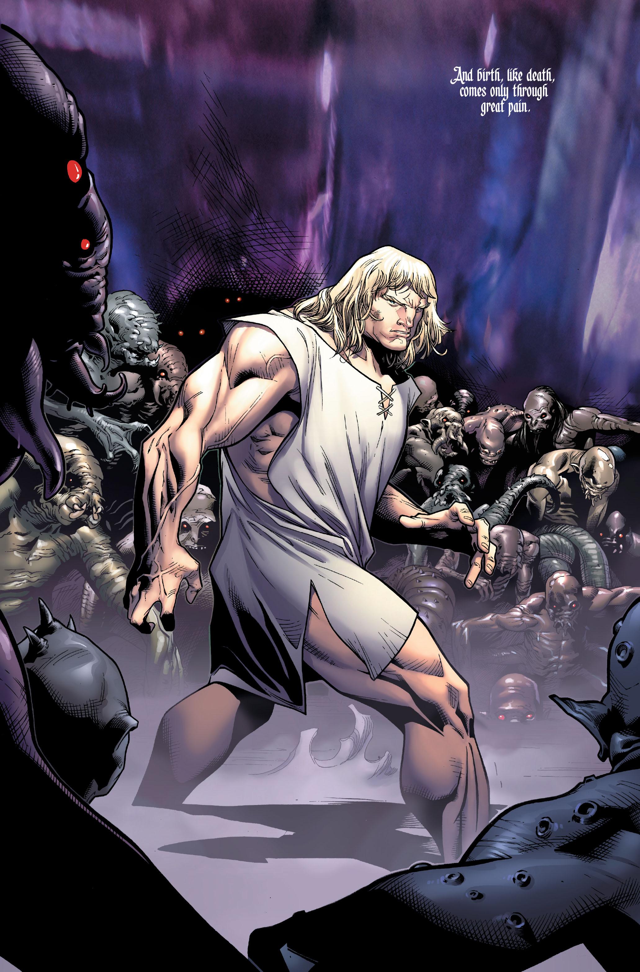 Thor (2007) Issue #1 #1 - English 15