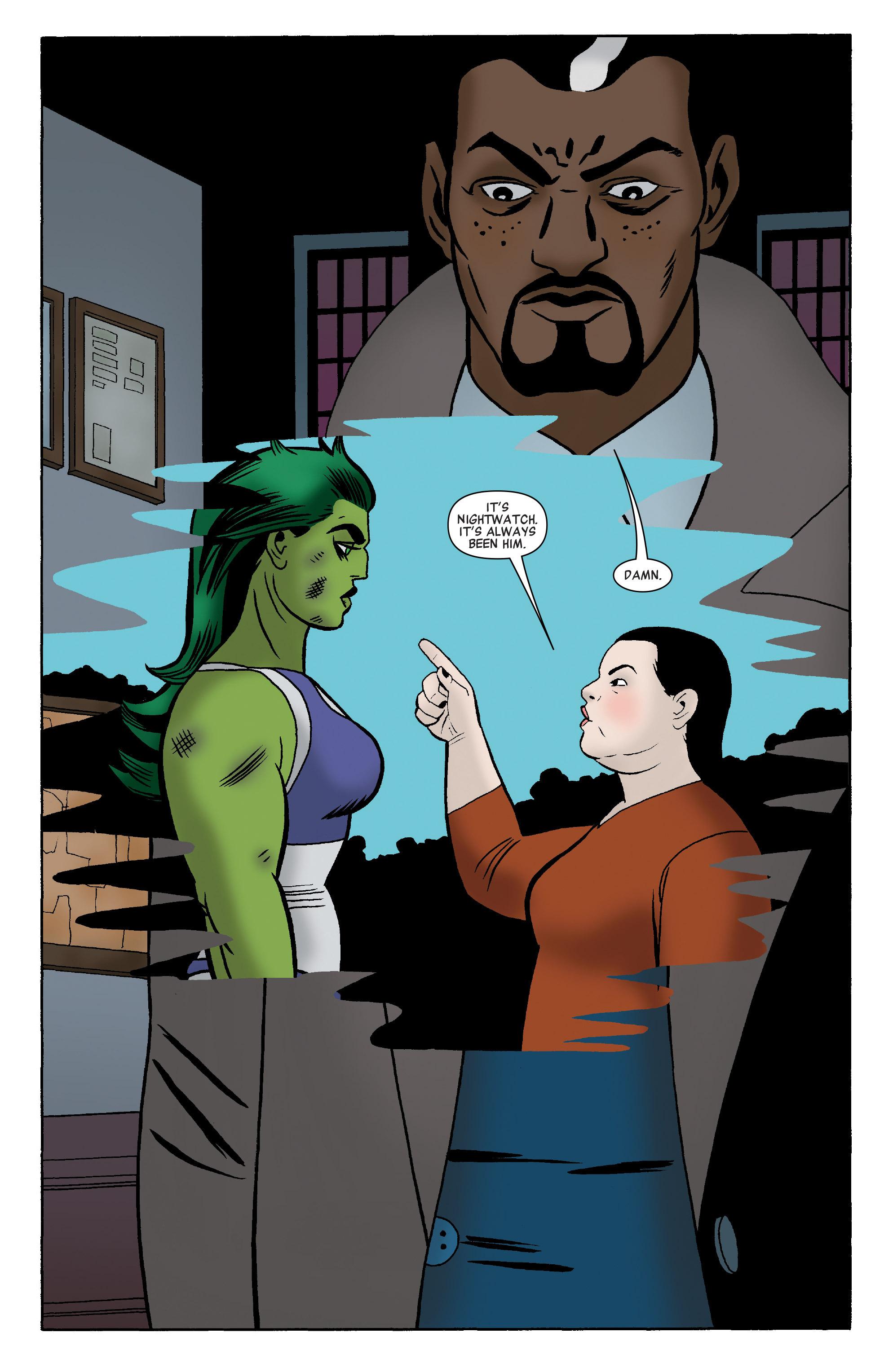 Read online She-Hulk (2014) comic -  Issue #11 - 14