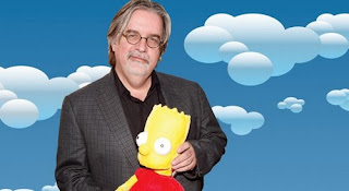 Matt Groening richest cartoonists