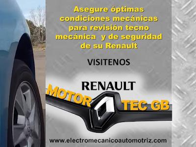 Alistamiento Revision Tecnomecanica Renault