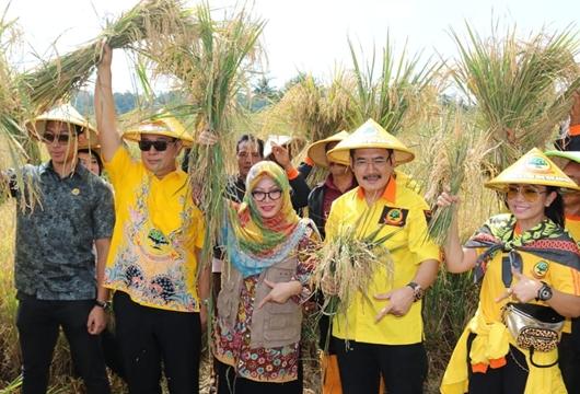 Partai Berkarya Berpotensi Lolos Parlementary Threshold