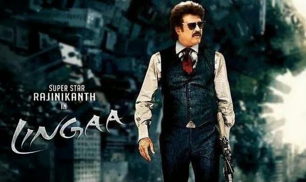 Lingaa New Poster-Rajinikanth - TeluguCinemas.in | Telugu Cinemas