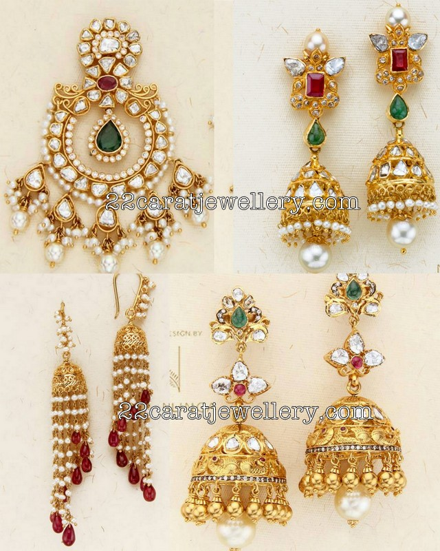 Trendy Earrings from Nikitha Linga