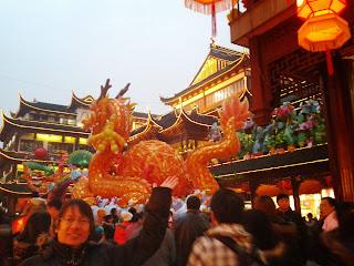 Festival de primavera, Shanghai, China,  Al Este por el Oeste, vuelta al mundo, round the world, La vuelta al mundo de Asun y Ricardo, mundoporlibre.com