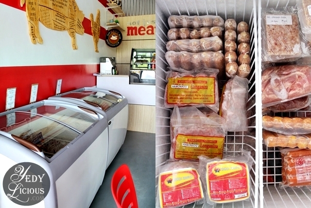 Meat Products and Food at Not Just Meat Restaurant Antipolo City Rizal