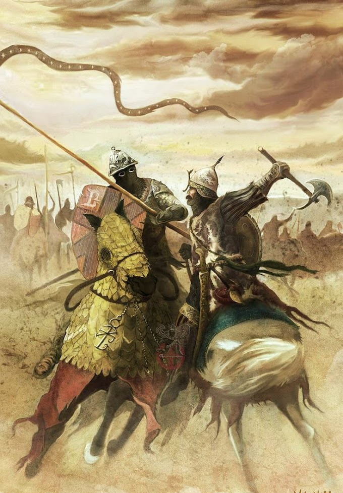 Η μάχη της Αντιόχειας του Μαιάνδρου, έτος 1211.