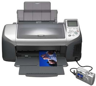 Epson Stylus Photo R300 Printer Driver Download