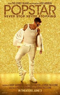 Popstar: Never Stop Never Stopping - Poster & Trailer