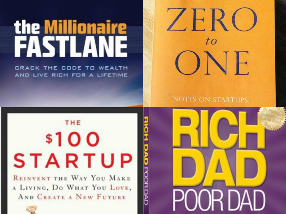 What Are The Best Books To Read About Entrepreneurship?