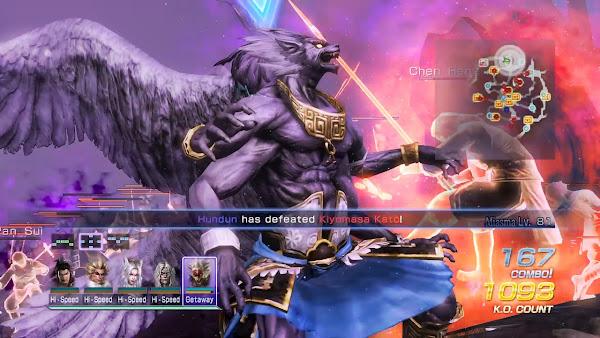 Warriors Orochi 3 Ultimate PSN (USA+DLC) PS3 ISO Screenshots #2