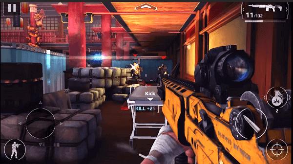 تحميل لعبة Modern Combat 5 للاندرويد مجانا