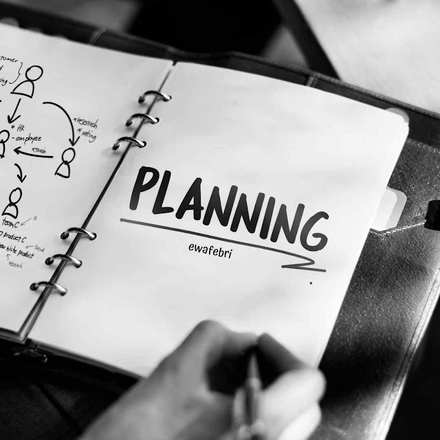 Planning Time - ewafebri