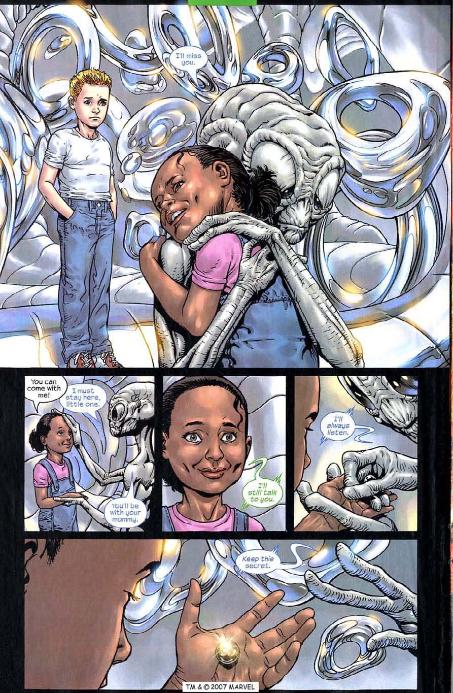 Read online Silver Surfer (2003) comic -  Issue #6 - 22