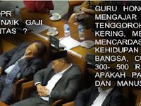Agar Tidak Korupsi, DPR Meminta Guru Diberi Tunjangan Berikut