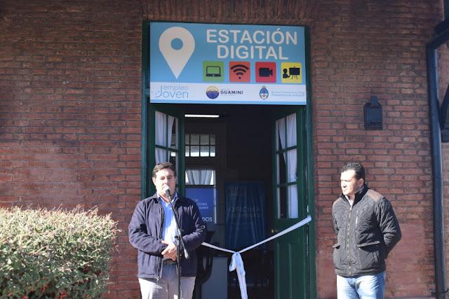 Estacion Digital Casbas
