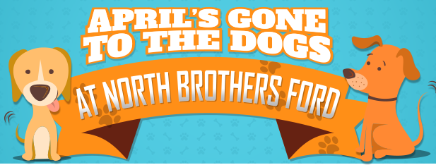 April's Gone to the Dogs at North Brothers Ford