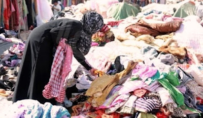 Ada Pasar Pakaian Bekas Orang Meninggal, Di Arab Saudi