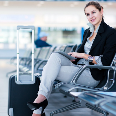 How Business Women Can Travel Safely