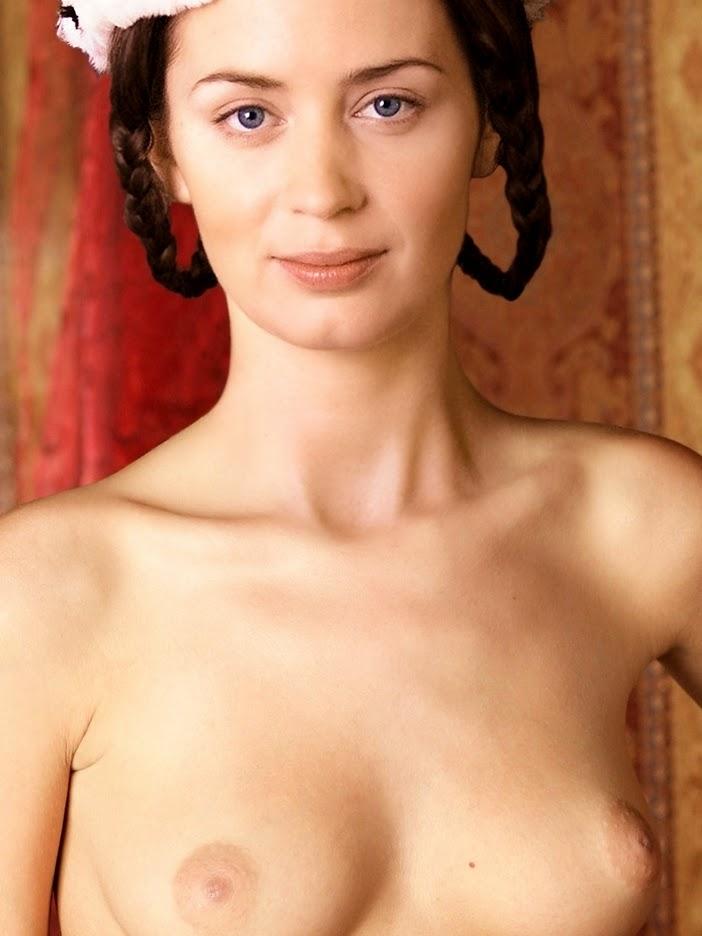 Emily blunt nude nude hot porno