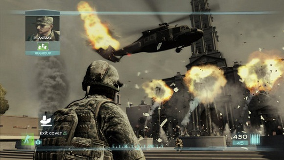 Tom Clancys Ghost Recon Advanced Warfighter 2 PC Full Version Screenshot 2