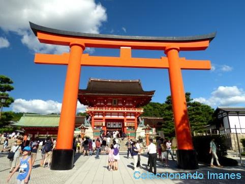Santuario de Fushimi Inari