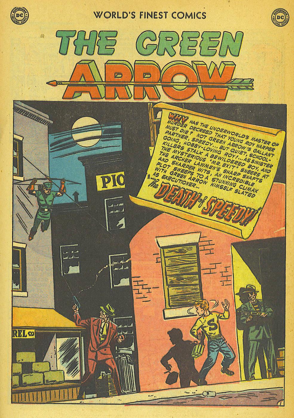 Read online World's Finest Comics comic -  Issue #57 - 17