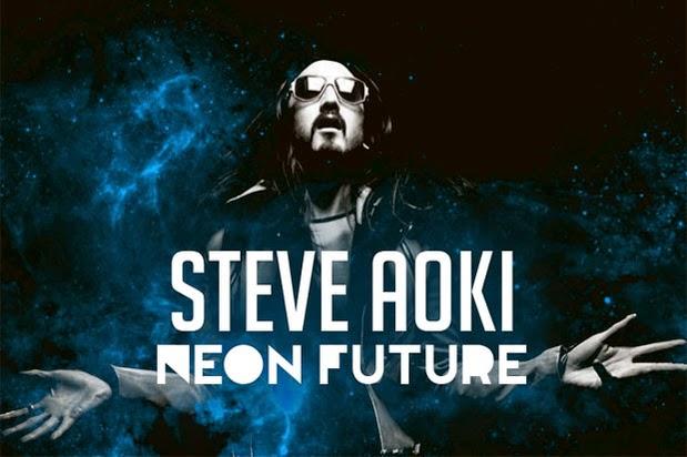Steve Aoki – Neon Future I 2014