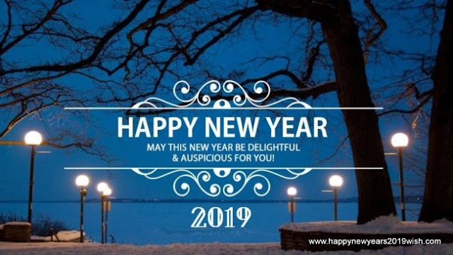 Happy New Year 2019 Status Messages Images For WhatsApp FB Instagram