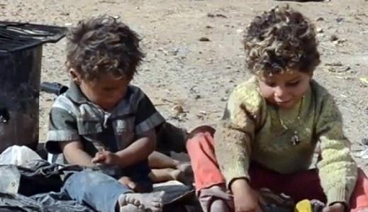 Selama Perang, Anak-Anak dan Bayi di Aleppo Hanya Makan Tanah