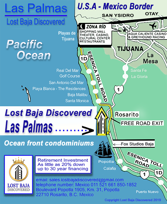 Lost Baja Discovered February 2019