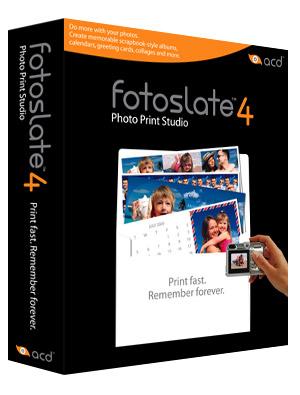 ACD FotoSlate 4, Software Untuk Mencetak Foto Semua Ukuran ...