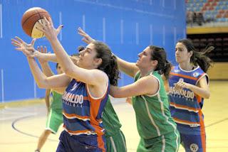 Mudanzas Álvaro #Barakaldo ESTse impone 64-33 al New Team, en Lasesarre