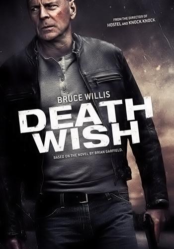 Death Wish 2018 Dual Audio Hindi Dubbed 480p HDRip 350MB Poster