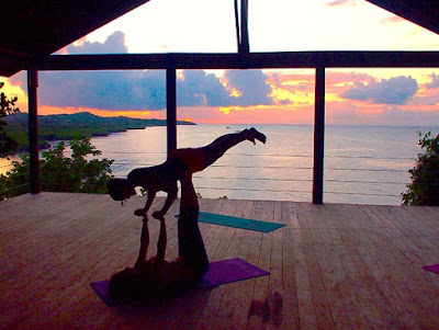 yoga, paya bay resort, ananda pavilion, yoga retreat,