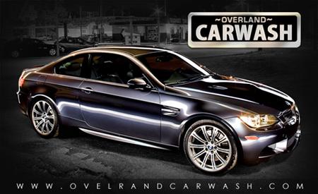 Culver City Car Wash Overland Carwash Los Angeles Car Polish