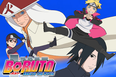 Download Boruto Naruto the Movie (2015) HDRip 480p Dub Korean Subtitle Indonesia