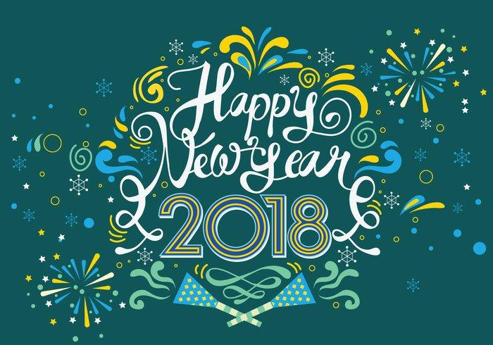 Resultado de imagen de año nuevo 2018