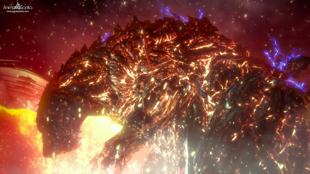 فيلم انمى Godzilla Kessen Kidou Zoushoku Toshi 2 بلوراى مترجم أونلاين تحميل و مشاهدة