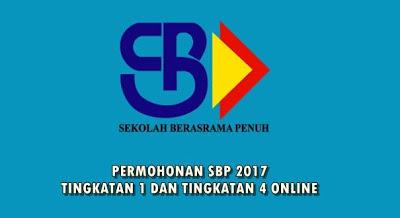 Semakan Keputusan SBP Tingkatan 1 dan 4 2017