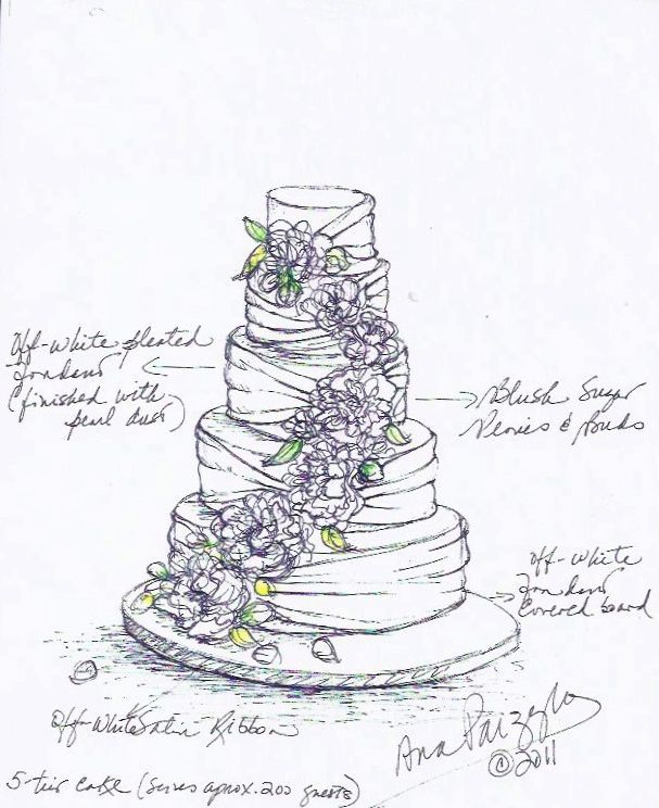 For The Love Of Cake By Garry Ana Parzych 2013
