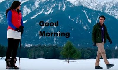 Romantic good morning images for boyfriend