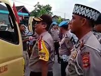 Safari Ramadhan di Pesawaran Kapolda Lampung Himbau Pengguna Jalan